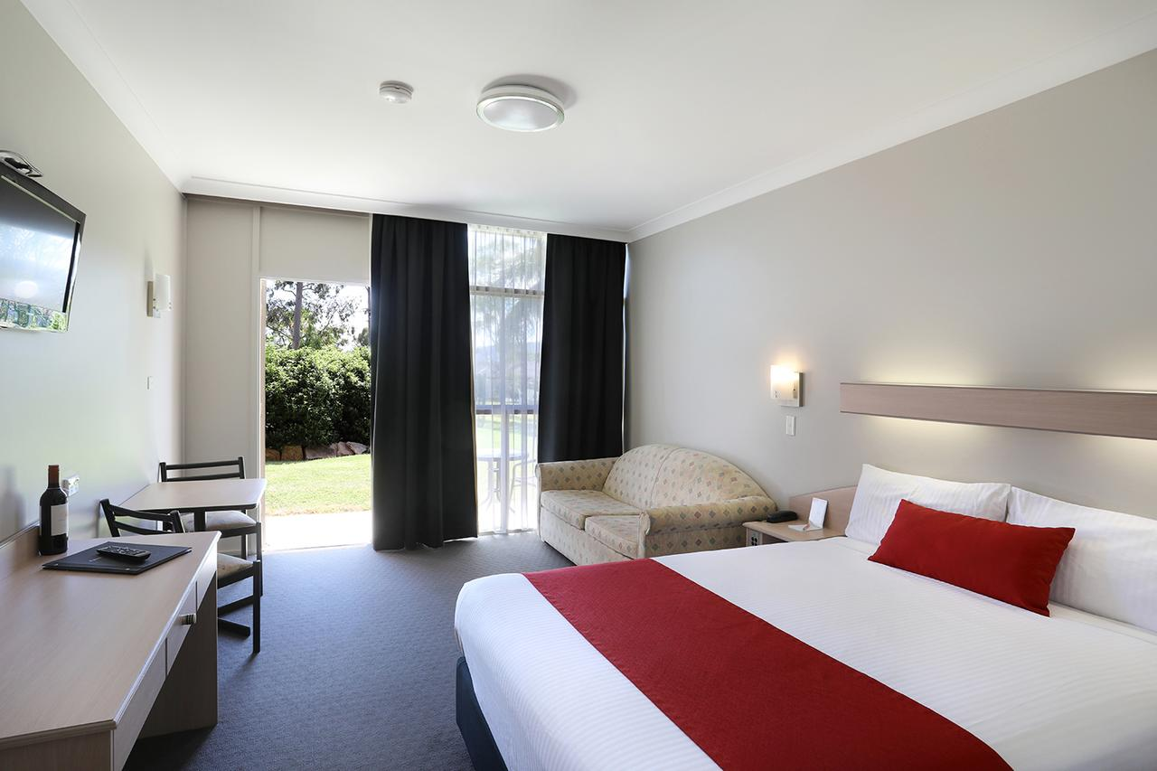 Econo Lodge Tamworth - Accommodation Mooloolaba