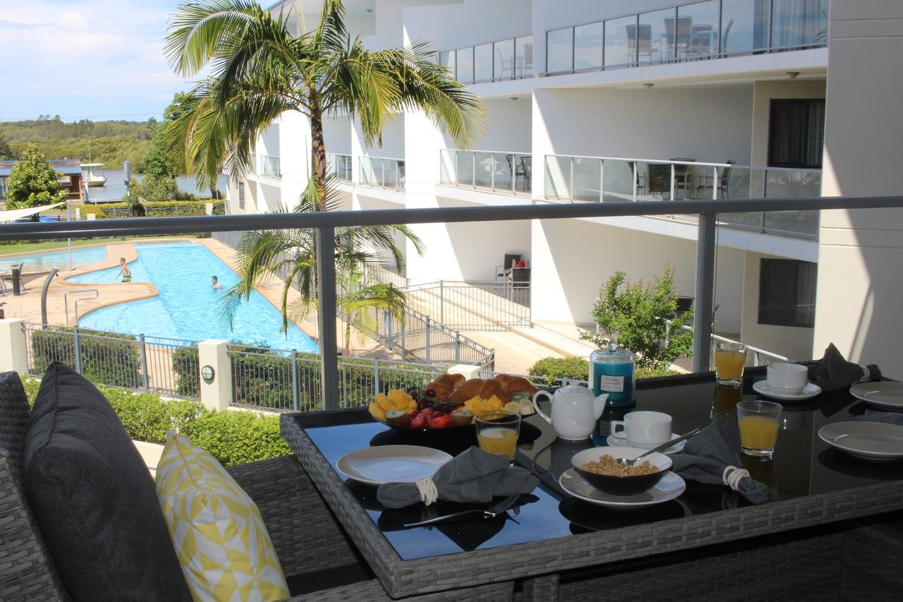 The Boathouse Luxury Apartments - Accommodation Mooloolaba