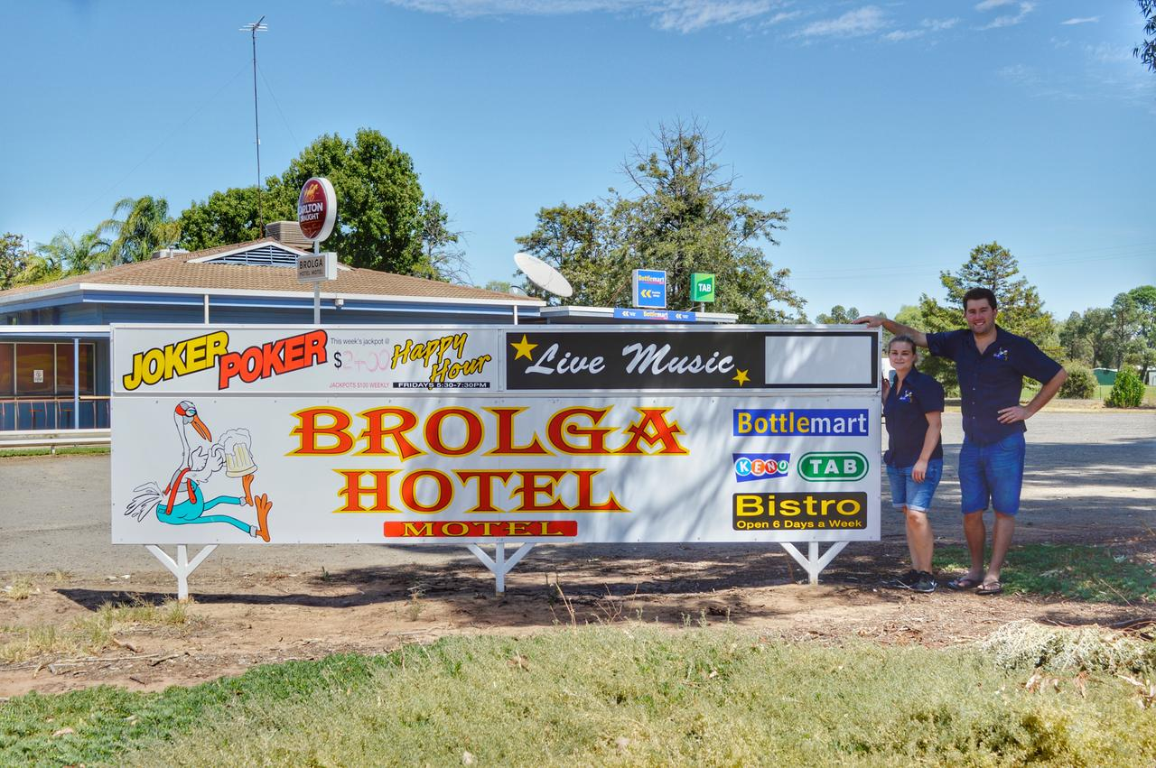 Brolga Hotel Motel - Coleambally - Accommodation Mooloolaba