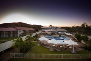 Crowne Plaza Alice Springs Lasseters - Accommodation Mooloolaba
