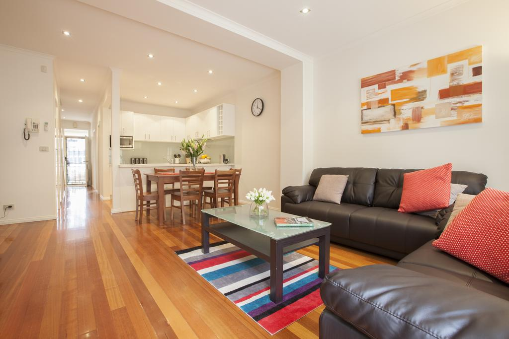 Boutique Stays - Melrose Terrace Townhouse in North Melbourne - Accommodation Mooloolaba