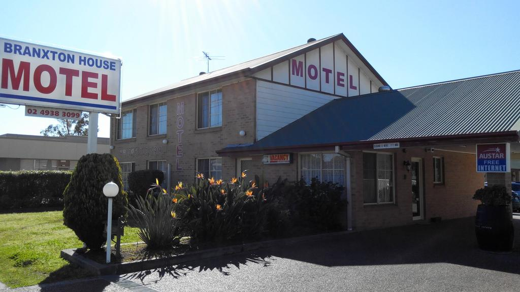 Branxton House Motel - Accommodation Mooloolaba