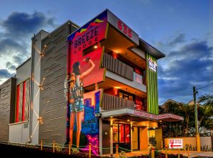 Breeze Lodge - Accommodation Mooloolaba