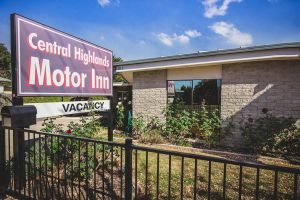 Central Highlands Motor Inn - Accommodation Mooloolaba