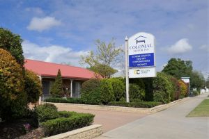 Colonial Motor Inn Bairnsdale Golden Chain Property - Accommodation Mooloolaba