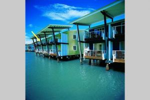 Couran Cove Resorts Waterfront Stradbroke Island Studios - Private Serviced Apartments - Accommodation Mooloolaba