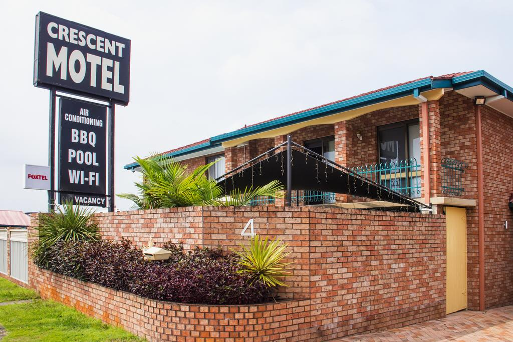 Crescent Motel Taree - Accommodation Mooloolaba