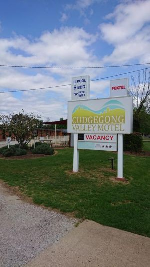 Cudgegong Valley Motel - Accommodation Mooloolaba