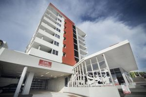 Curtis Central Apartments - Accommodation Mooloolaba