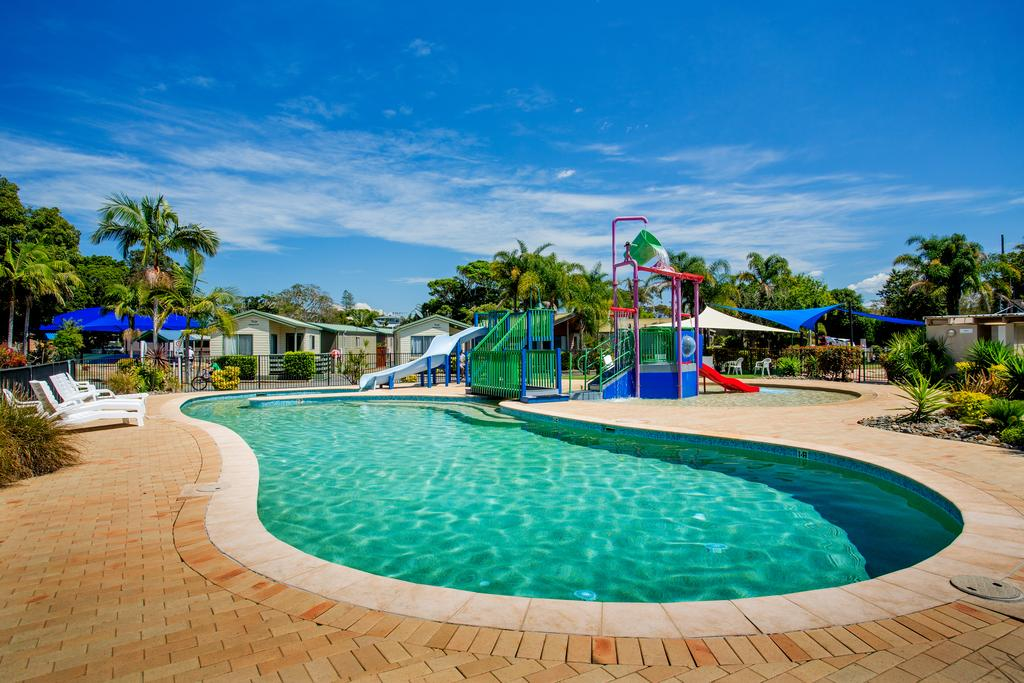 Discovery Parks - Harrington - Accommodation Mooloolaba