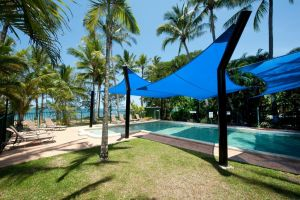 Ellis Beach Oceanfront Bungalows - Accommodation Mooloolaba