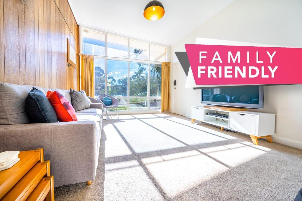 Evergreen on Franklin-Family Friendly - Wifi - Unique - Accommodation Mooloolaba