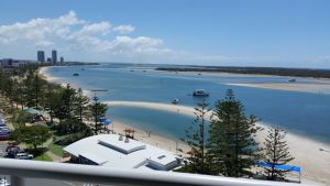 Grand Hotel Ocean view Apartment Labrador - Accommodation Mooloolaba