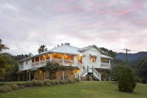 Mavis's Cabins  Mt Warning - Accommodation Mooloolaba