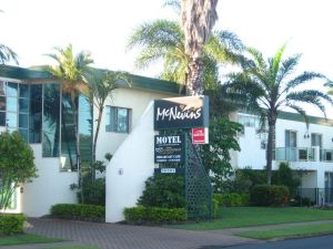 McNevins Maryborough Motel - Accommodation Mooloolaba