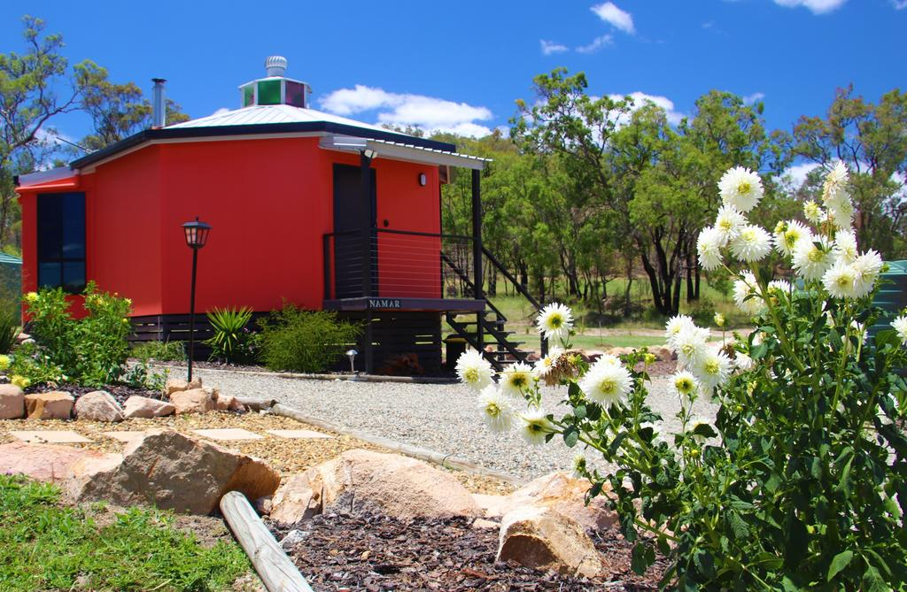 Namar Yurt - Accommodation Mooloolaba