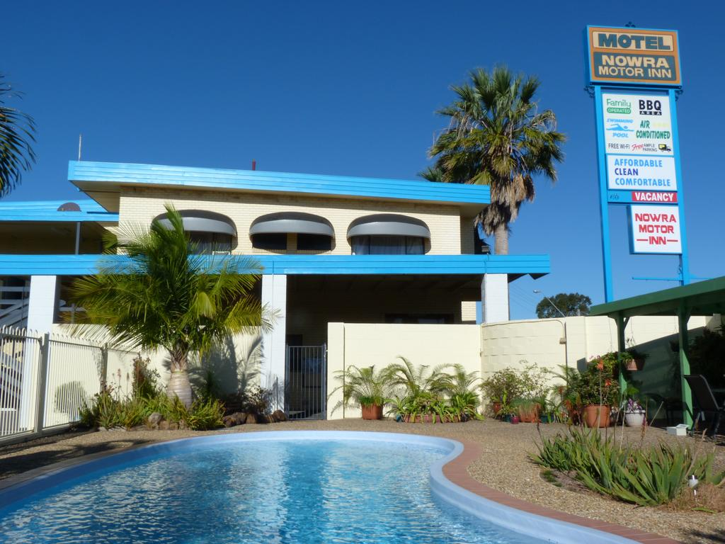 Nowra Motor Inn - Accommodation Mooloolaba