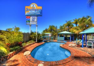 Southport Tourist Park - Accommodation Mooloolaba