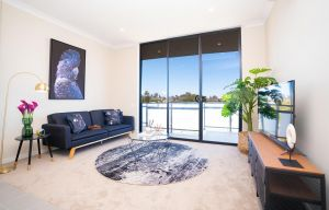 SP246-Brandnew modern Apt in Penrith with parking - Accommodation Mooloolaba