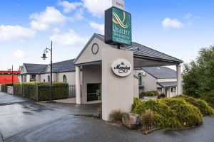 Quality Inn  Suites The Menzies - Accommodation Mooloolaba