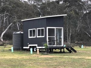 The Saddle Camp Tiny House Braidwood - Accommodation Mooloolaba