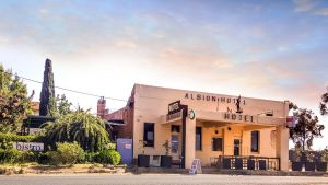 Albion Hotel and Motel Castlemaine - Accommodation Mooloolaba
