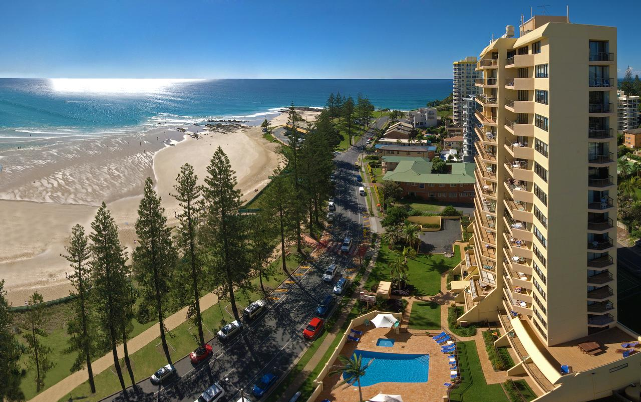 Columbia Beachfront Apartments - Accommodation Mooloolaba