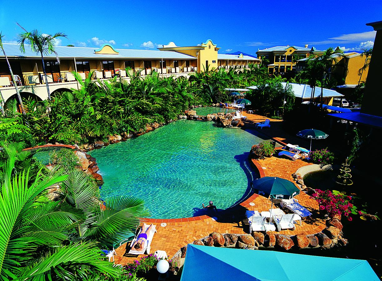 Palm Royale Cairns - Accommodation Mooloolaba