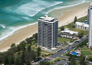 Golden Sands on the Beach - Accommodation Mooloolaba
