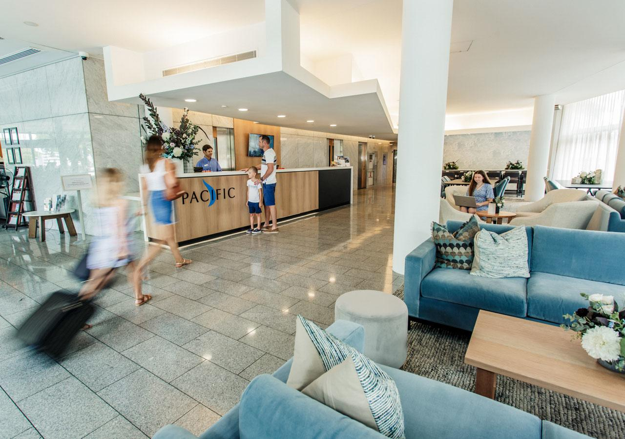 Pacific Hotel Brisbane - Accommodation Mooloolaba