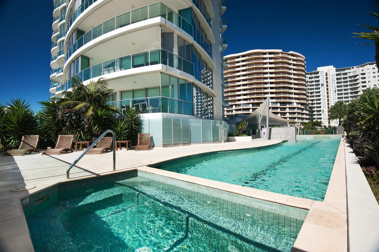 Reflection on the Sea - Accommodation Mooloolaba