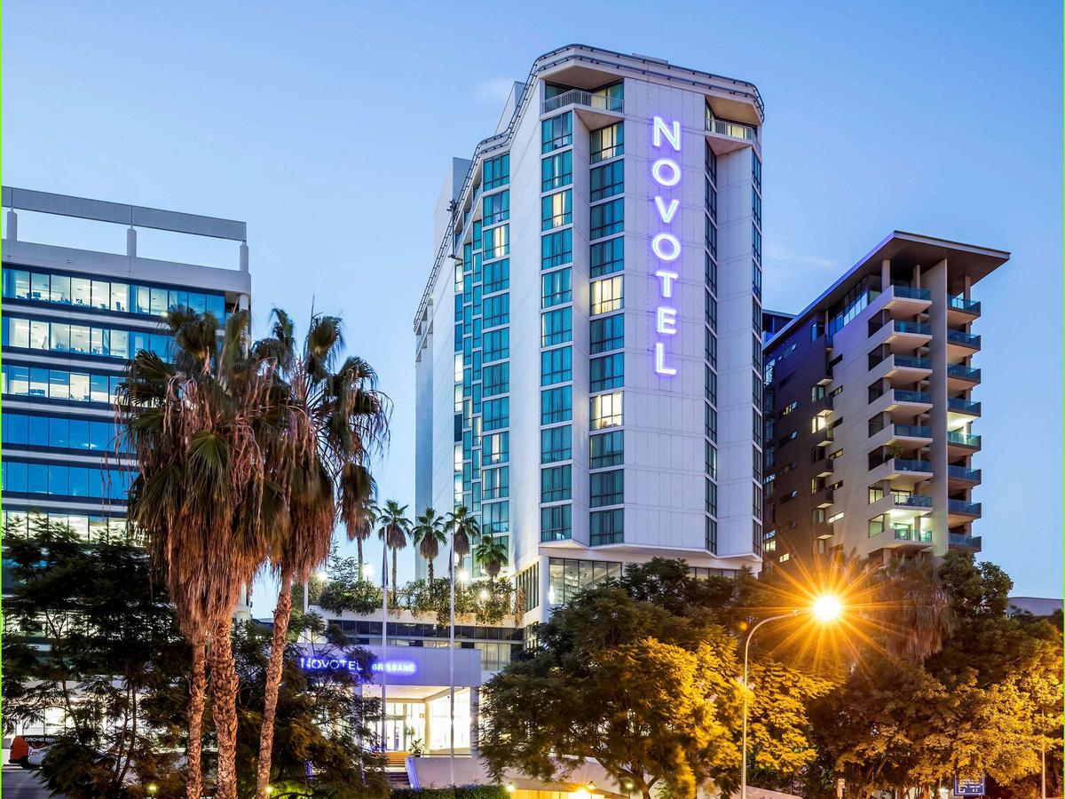 Novotel Brisbane - Accommodation Mooloolaba