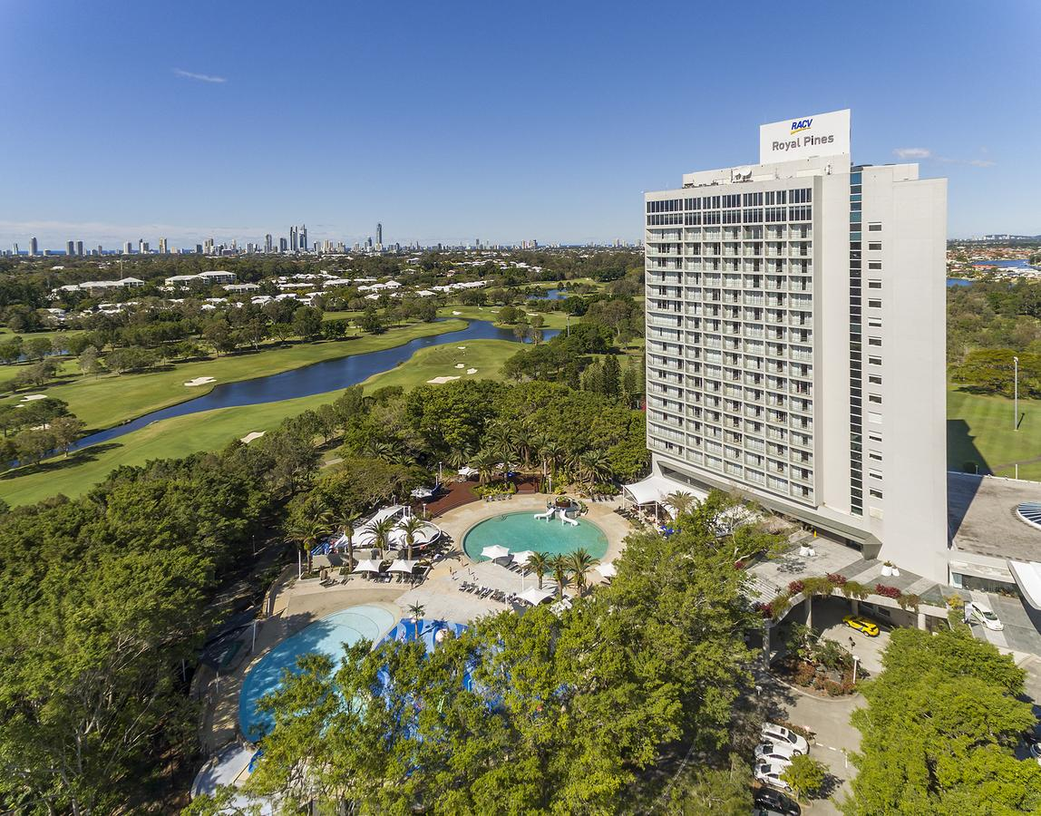 RACV Royal Pines Resort Gold Coast - Accommodation Mooloolaba
