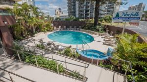 Norfolk Luxury Beachfront Apartments - Accommodation Mooloolaba