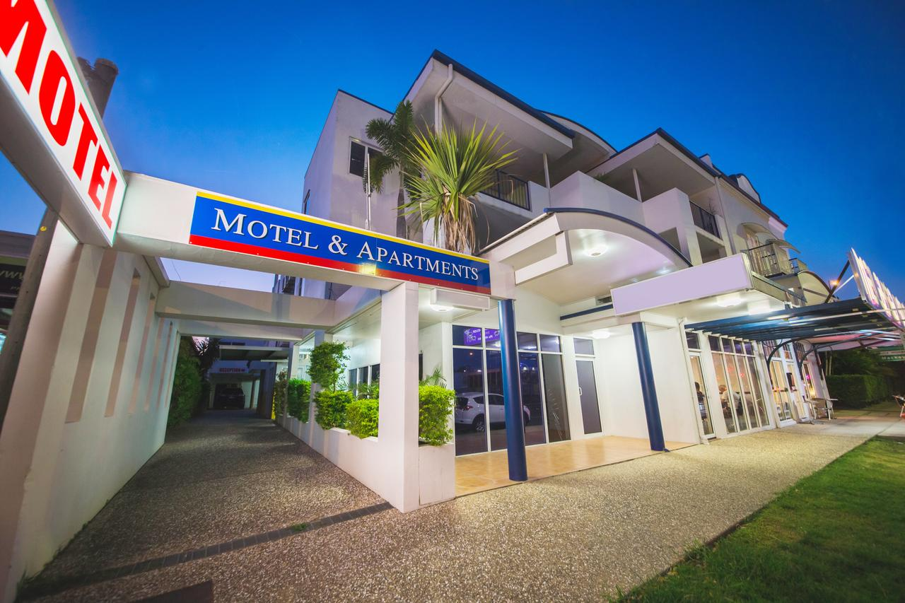 Cosmopolitan Motel  Serviced Apartments - Accommodation Mooloolaba