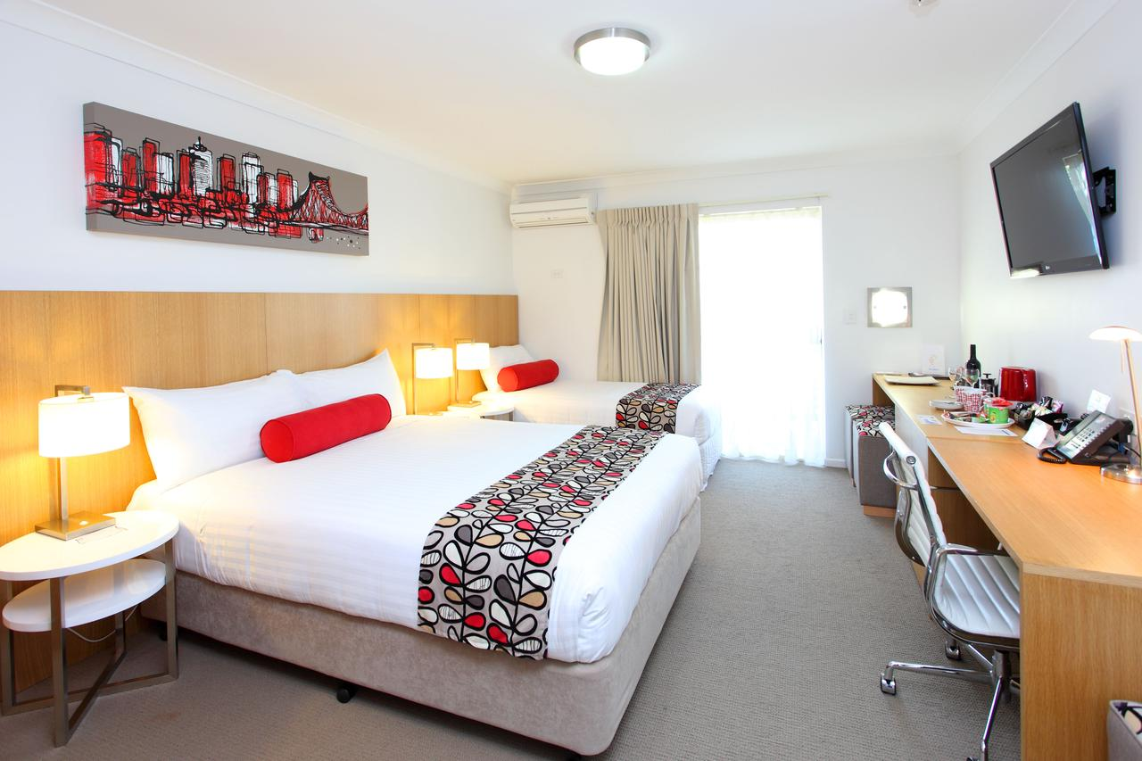 Best Western Gregory Terrace - Accommodation Mooloolaba