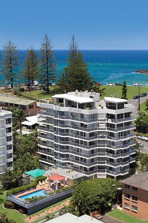 Rainbow Bay Resort - Accommodation Mooloolaba