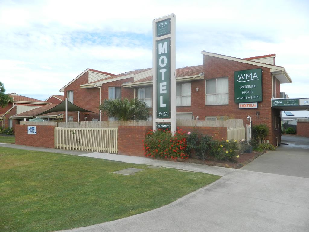 Werribee Motel and Apartments - Accommodation Mooloolaba