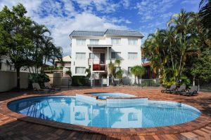 Earls Court Motel  Apartments - Accommodation Mooloolaba