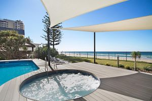 Hibiscus on the Beach - Accommodation Mooloolaba
