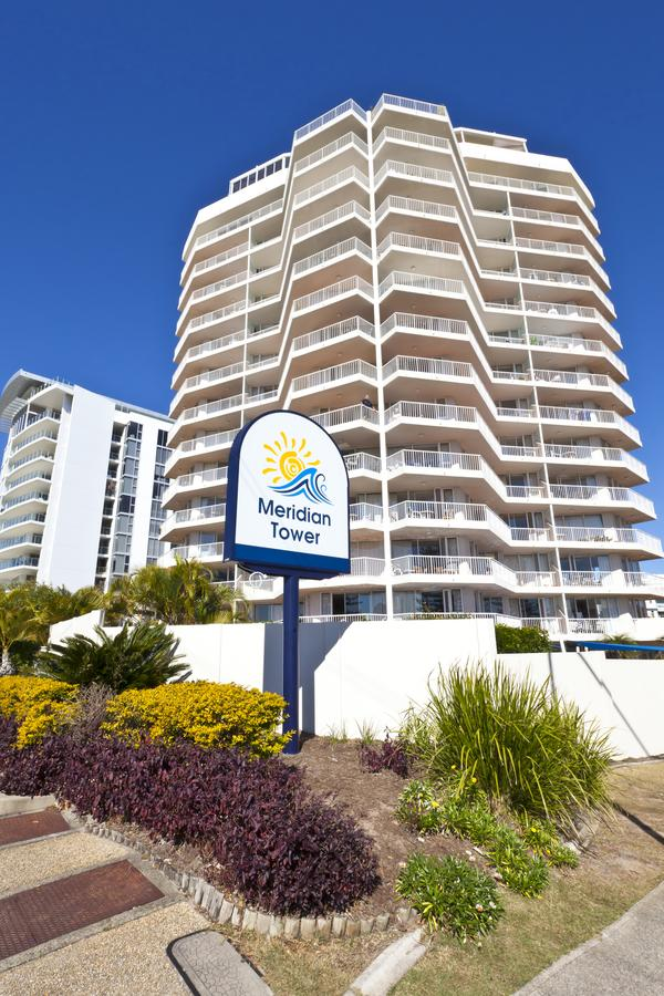 Meridian Tower Kirra Beach - Accommodation Mooloolaba
