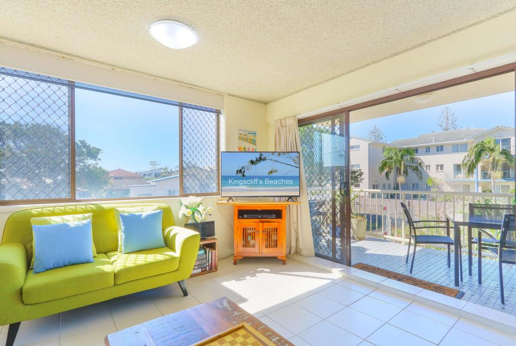 20 Kingsway 3 Bedroom Holiday Apartment - Accommodation Mooloolaba