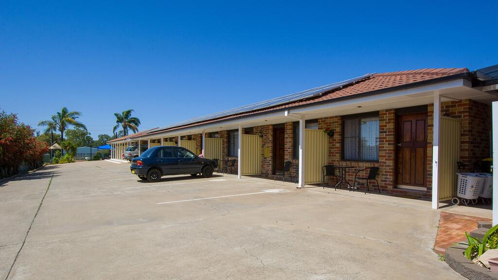Aalbany Motel Narrabri - Accommodation Mooloolaba