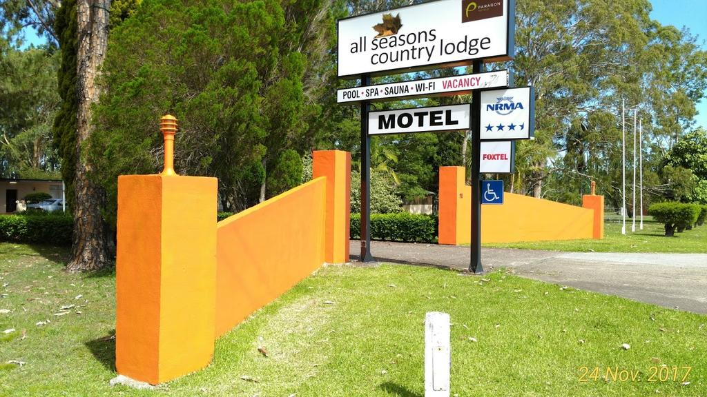 All Seasons Country Lodge - Accommodation Mooloolaba