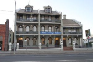 Alpine Heritage Motel - Accommodation Mooloolaba