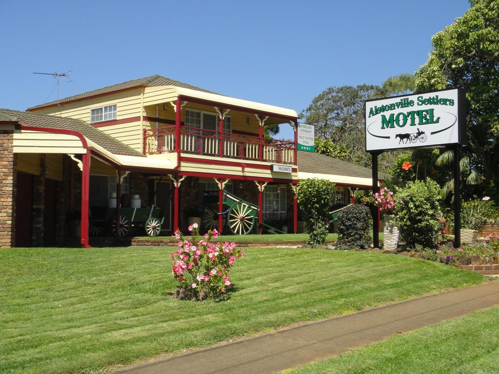 Alstonville Settlers Motel - Accommodation Mooloolaba