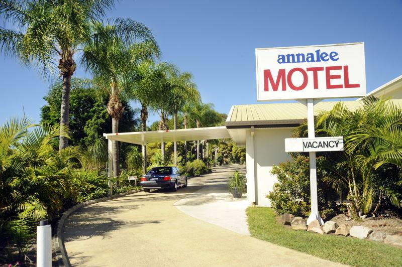 Annalee Motel Beaudesert - Accommodation Mooloolaba