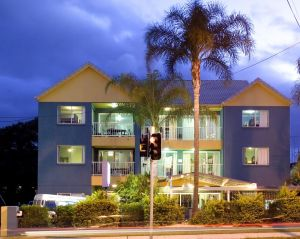 Aquarius Gold Coast - Accommodation Mooloolaba