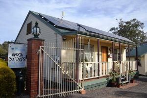 Avoca Cottages VICTORIA - Accommodation Mooloolaba