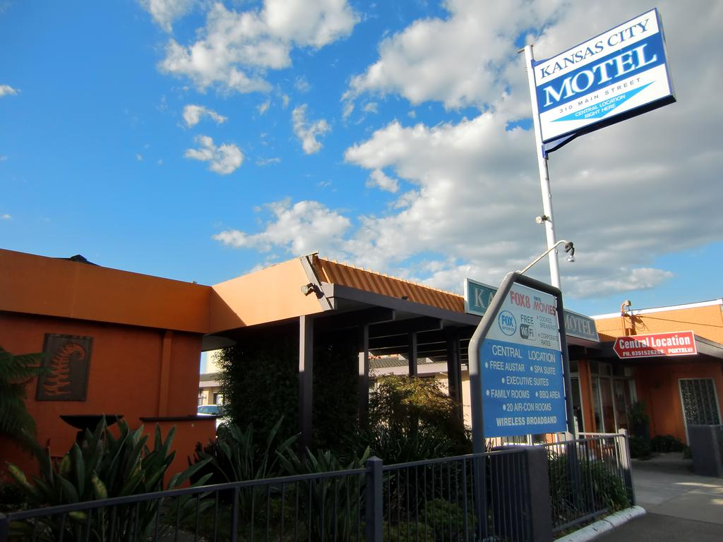 Bairnsdale Kansas City Motel - Accommodation Mooloolaba